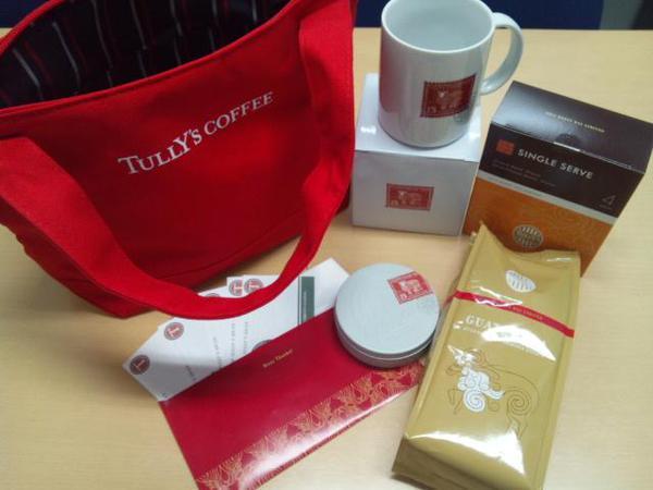食べ物 福袋 フード コーヒー タリーズ タリーズコーヒー 中身 ネタバレ 2015 2016
