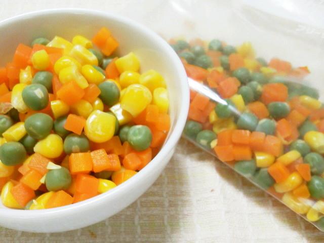 自家製 冷凍 野菜 ミックス ベジタブル 組み合わせ おすすめ
