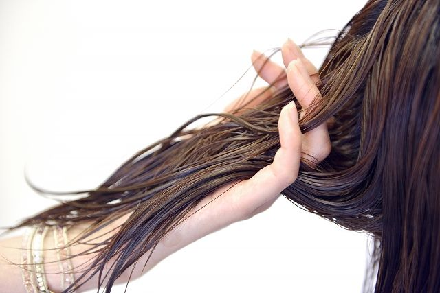haru 黒髪スカルププロ ノンシリコン 髪 産後